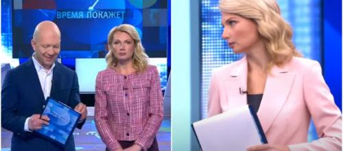 Олеся Лосева из передачи «Время покажет»: кто такая, биография