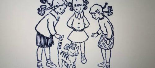 Советская загадка: Угадай кто хозяйка кота: Ира, Таня или Галя